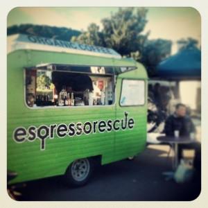 Espresso Rescue Caravan